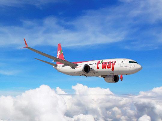 티웨이항공, 상반기 영업익 80% '급감'